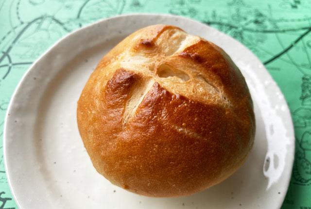 富山市呉羽山にある穴場カフェ喫茶店「青い丘(あおいおか)」のパン