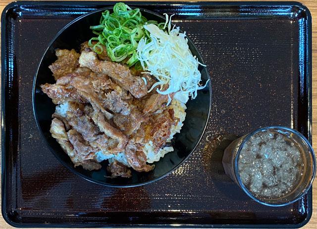 カルビ丼&スン豆腐専門店「韓丼」富山店のカルビ丼