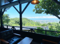 【空の森】呉羽町の城山のカフェ&コワーキングスペース!景色最高☆