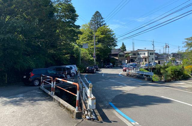 富山県上市町大岩エリアの素麺屋の大行列