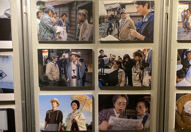 富山がロケ地の映画『大コメ騒動』の撮影シーン2