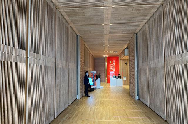 富山県美術館で開催される「富野由悠季の世界」の空いてる時間