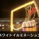 【ホワイトイルミネーション富山】富山駅前や城址公園がロマンチックに電飾!