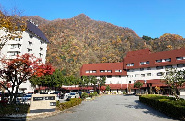 富山県黒部市の宇奈月温泉の宿泊施設「黒部・宇奈月温泉やまのは」