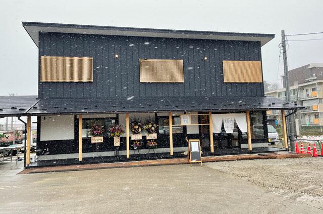 氷見牛屋横に移転リニューアルオープンした「精肉牛屋(せいにくぎゅうや)」