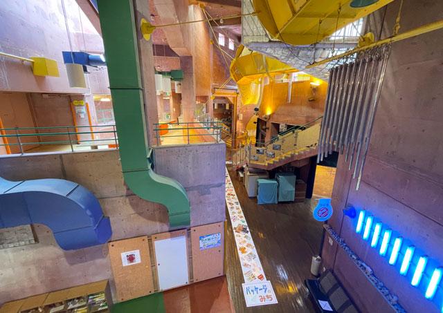 富山県射水市県民公園太閤山ランドの子ども未来館