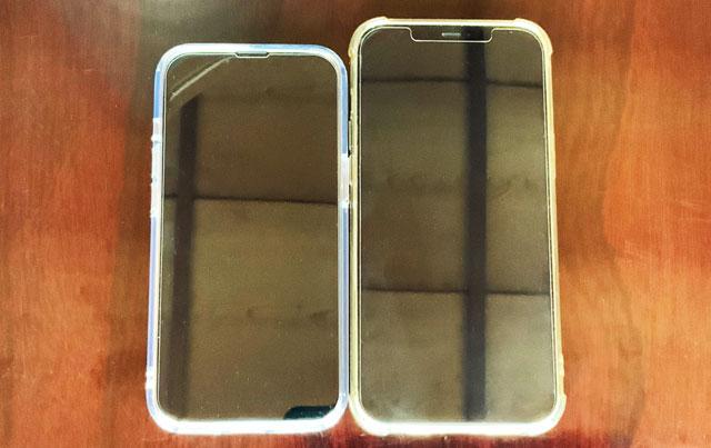 iPhone13proがiPhone12proから進化した点
