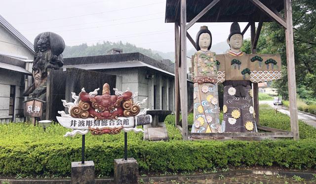 富山県南砺市の井波彫刻